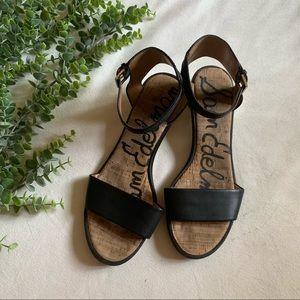 Sam Edelman // Wedge Sandals